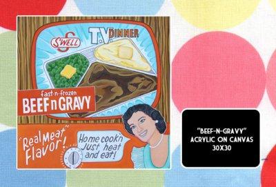 Beef-N-Gravy