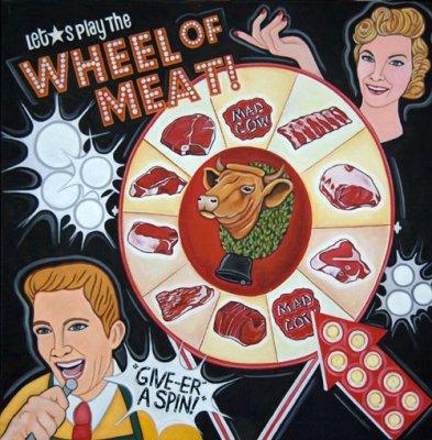Wheel of Meat